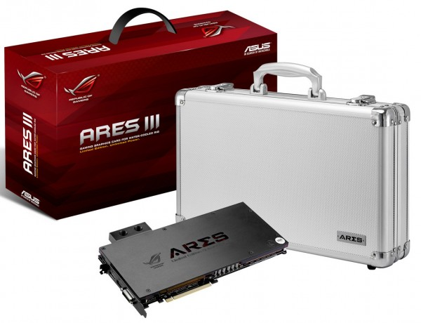 Photo of Asus ROG Ares III