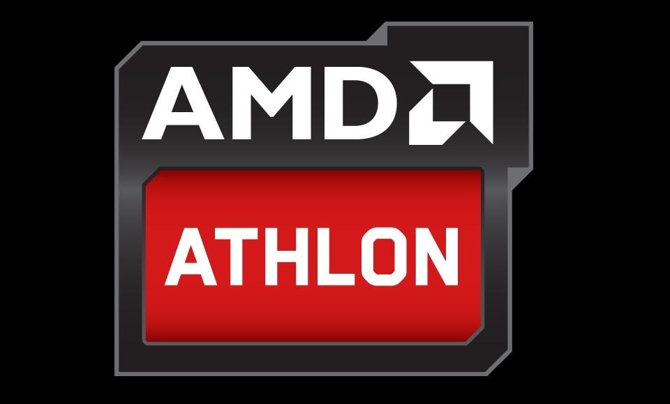 Línea de CPUs y APUs AMD Athlon