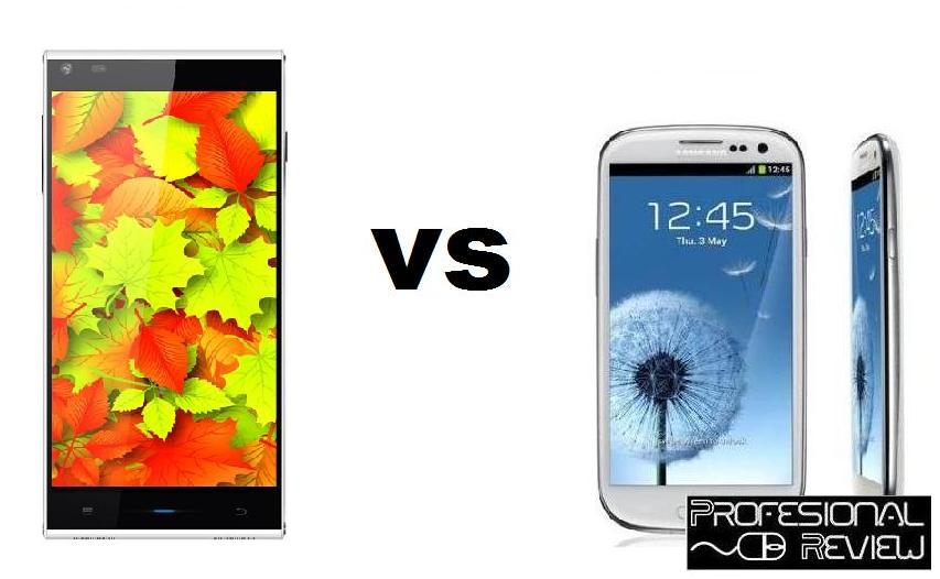 Photo of Comparativa: Doogee DG550 vs Samsung Galaxy S3