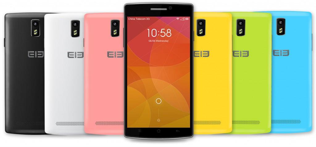 Elephone-G5-colores