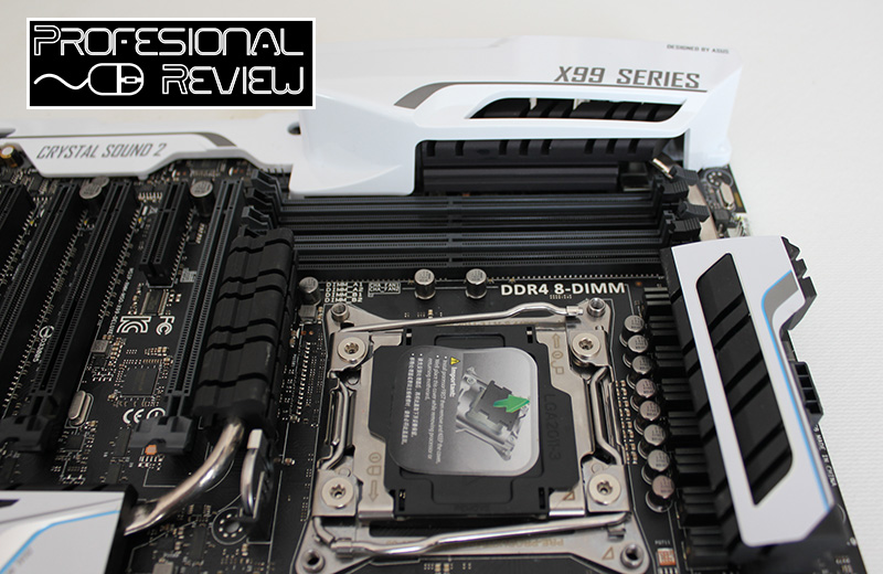 Photo of Review: Asus X99 Deluxe