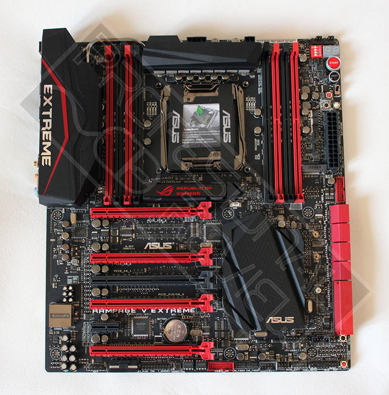 Photo of Review: Asus Rampage V Extreme