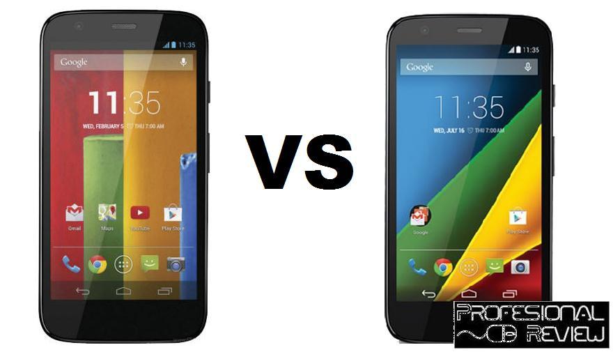 Photo of Comparativa: Motorola Moto G vs Motorola Moto G 4G