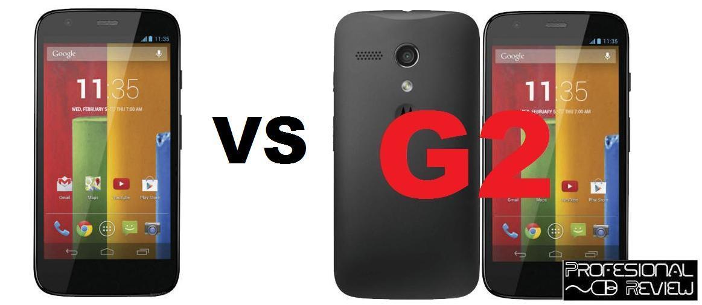 Photo of Comparativa: Motorola Moto G vs Motorola Moto G2