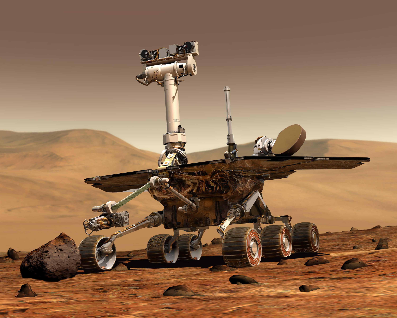Photo of El rover Mars Opportunity será formateado desde la Tierra