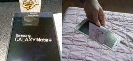 Samsung dice que sus Note 4 no tienen ningún problema