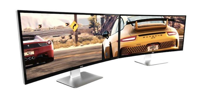 Photo of Dell U3415W