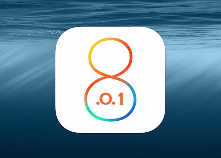 Photo of Apple retira la actualización a iOS 8.0.1