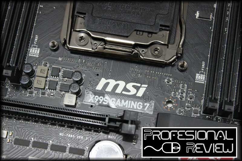 Photo of Review: MSI X99S Gaming 7