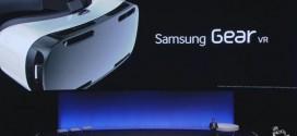 Samsung Gear VR disponible para reserva en Estados Unidos