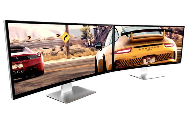 Photo of Dell U3415W, monitor ultra-panorámico con pantalla curva