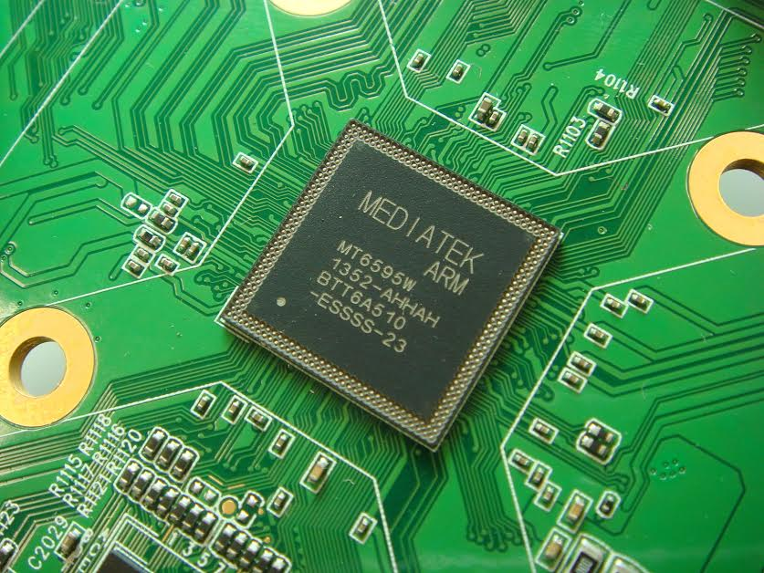 Mediatek-MT6595-ARM