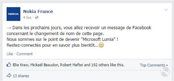 Nokia Francia