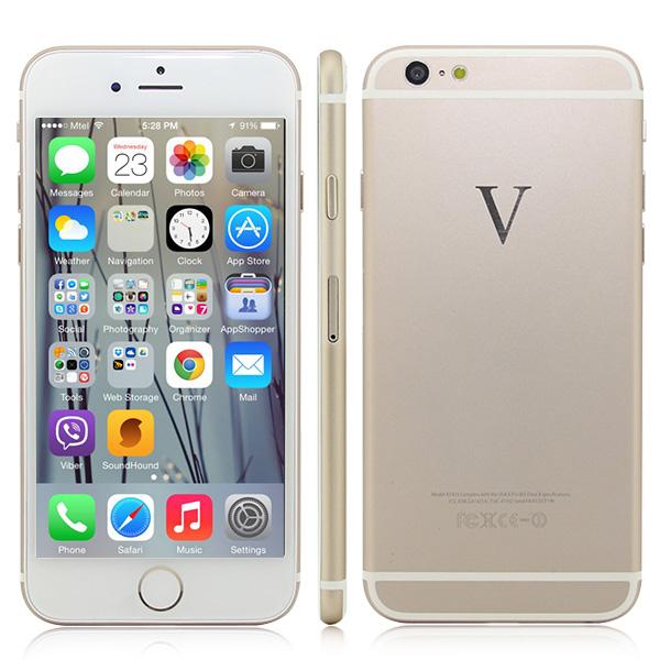 Photo of NO.1 Vphone I6: un clon chino del iPhone 6 por 116.65 euros