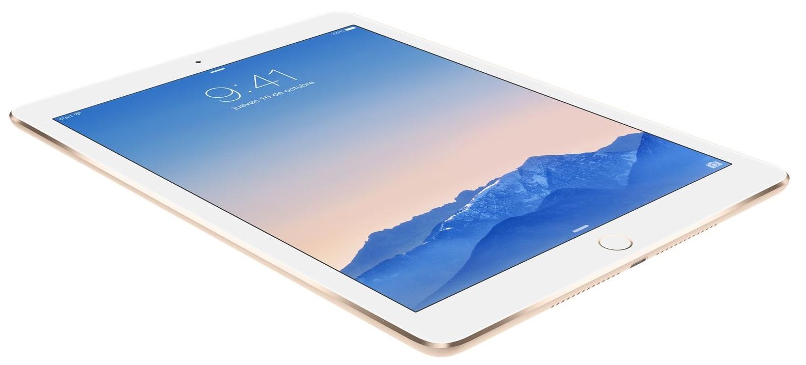 Photo of El iPad Air 2 tiene una CPU tricore y 2GB de RAM