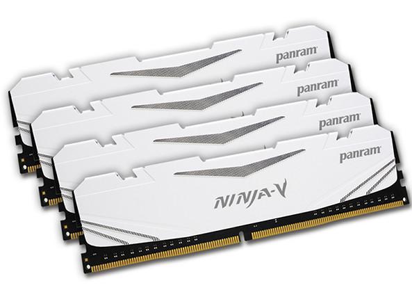 Photo of Panram actualiza su serie DDR4 Ninja-V