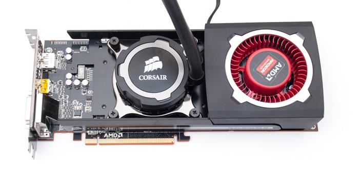 Photo of Corsair Hydro Series HG10 GPU