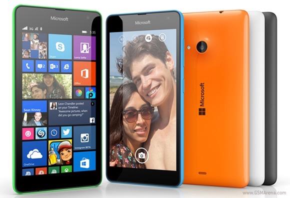 Photo of Microsoft Lumia 535 anunciado oficialmente