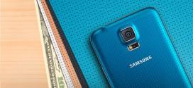 El Samsung Galaxy S5 se vende menos que su antecesor