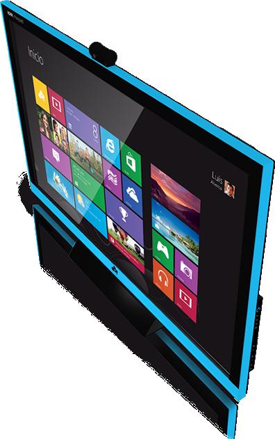 Photo of Apex anuncia su televisor Apek MaxPad con Windows 8.1