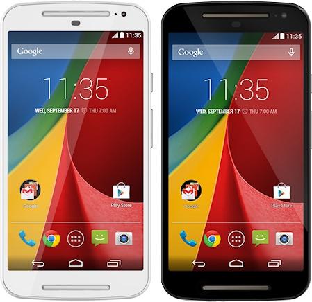 Photo of Android 5.0 llega al Motorola Moto G 2014