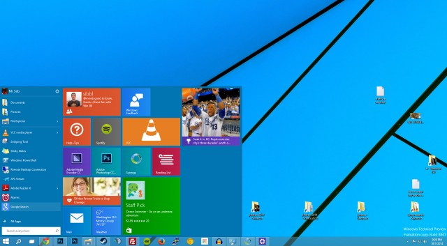 Photo of Nueva actualización de Windows 10 Technical Preview
