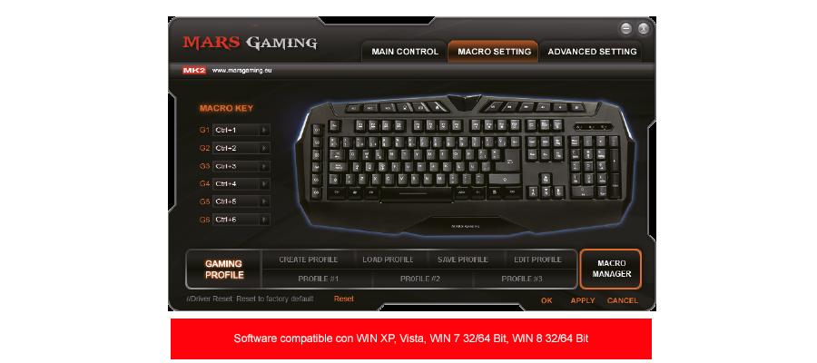 Mars Gaming Software