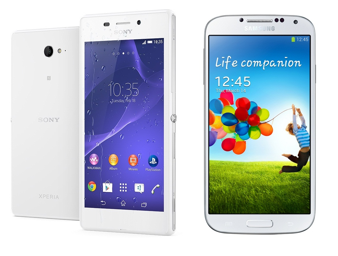 Photo of Comparativa: Sony Xperia M2 vs Samsung Galaxy S4 Neo
