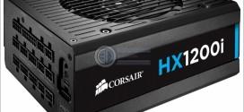 Corsair HXi 1200i, 1200W 80 PLUS Platinum