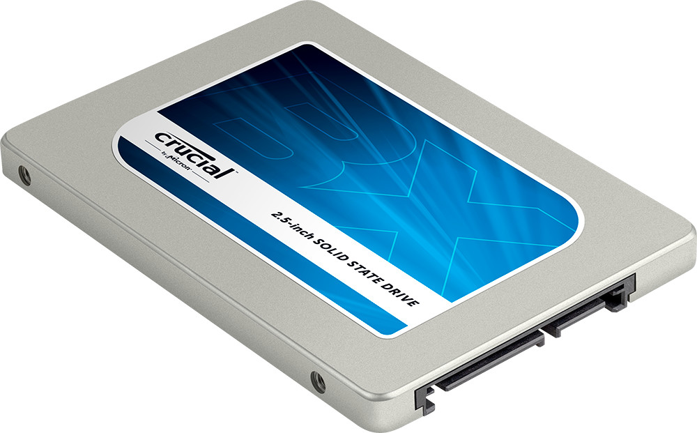 Photo of Crucial anuncia sus SSDs MX200 y BX100