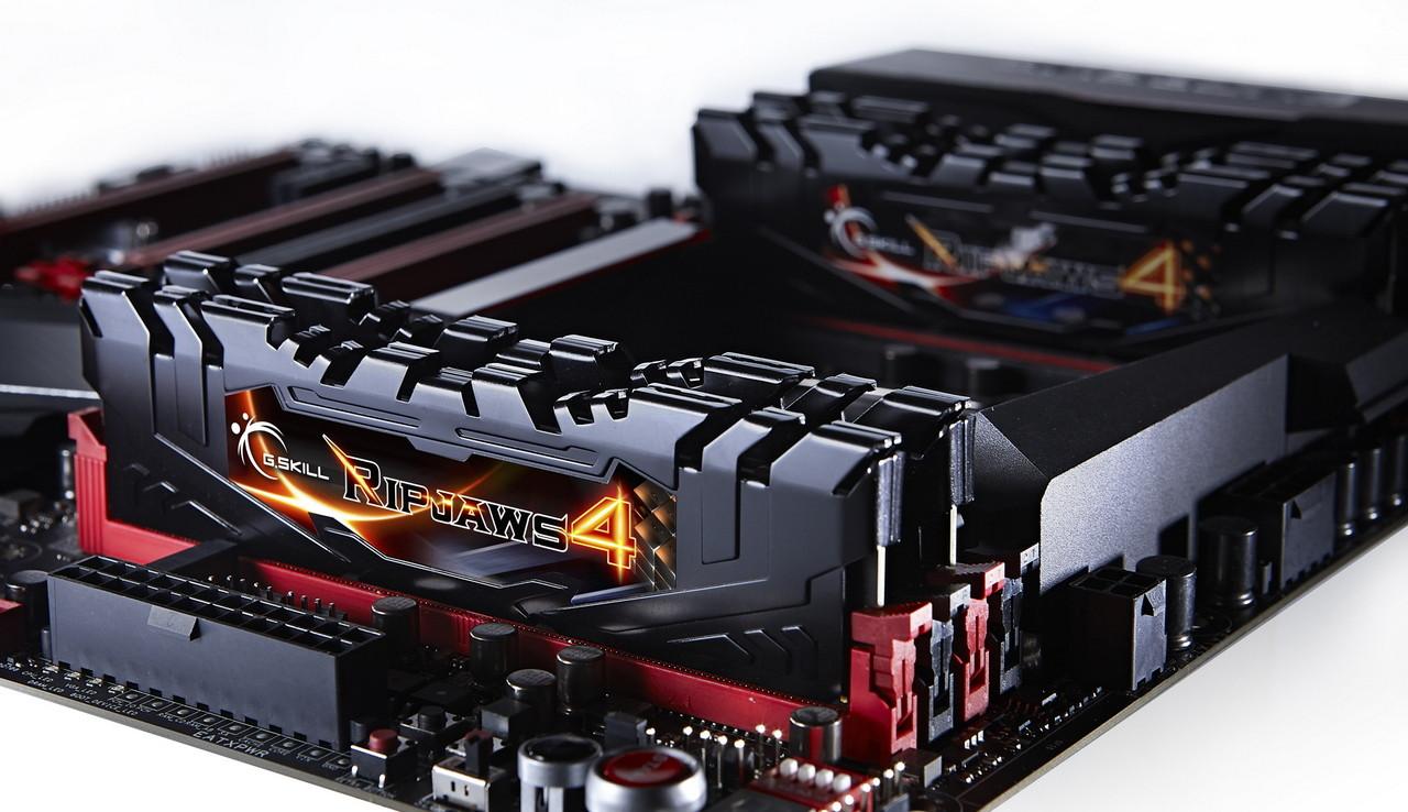 Photo of G.SKILL lleva el récord de overclock de la DDR4 a 4255 MHz