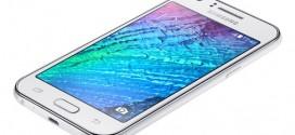 Samsung Galaxy J1, nuevo smartphone de gama baja