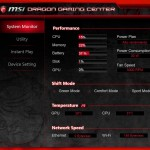 MSI GS70 Software gestionable