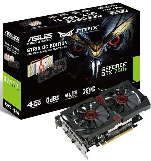 Photo of Asus anuncia la GeForce GTX 750 Ti Strix 4GB