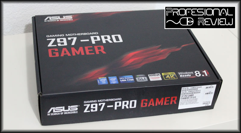 Photo of Review: Asus Z97-Pro Gamer