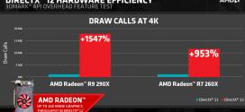 AMD muestra algunas mejoras de su hardware con DirectX 12