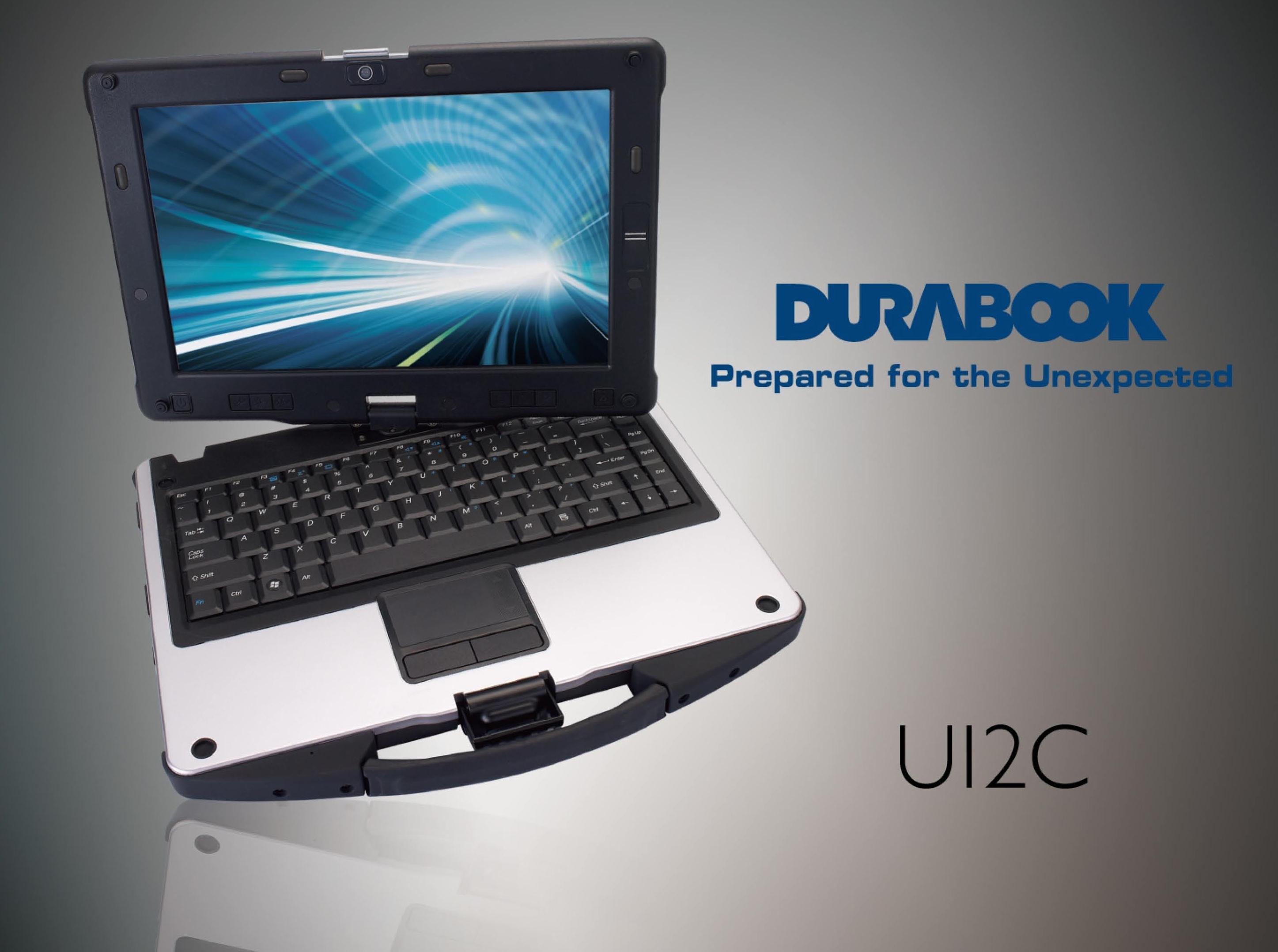 Photo of Durabook U12C, una Notebook con especificaciones de seguridad militar