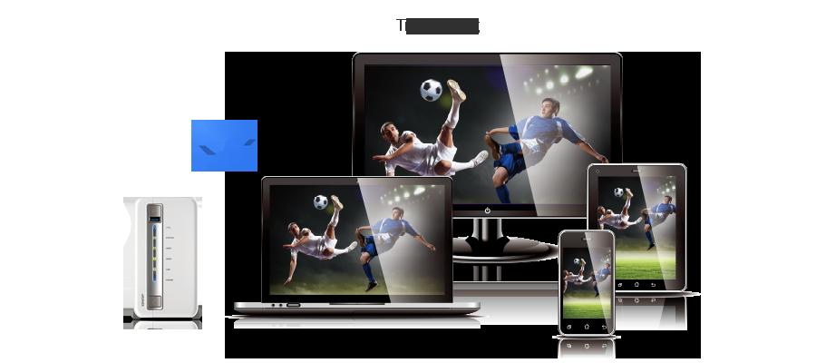 QNAP-TS251C_transcoding