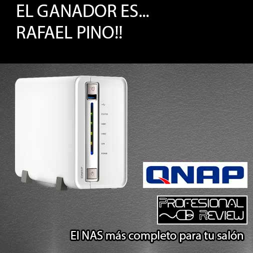 Photo of Ganador del NAS QNAP TS-251C
