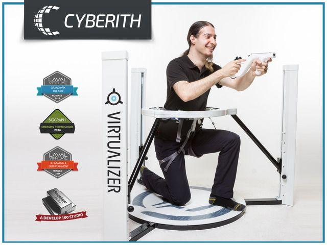 Photo of Conoce el Virtualizer, el joystick que pone al jugador en el juego