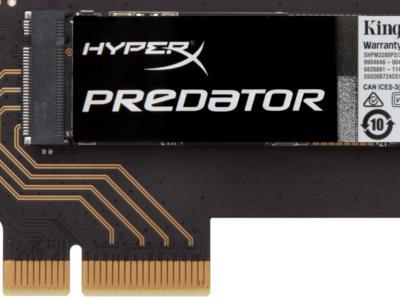 hyperx predator pcissd