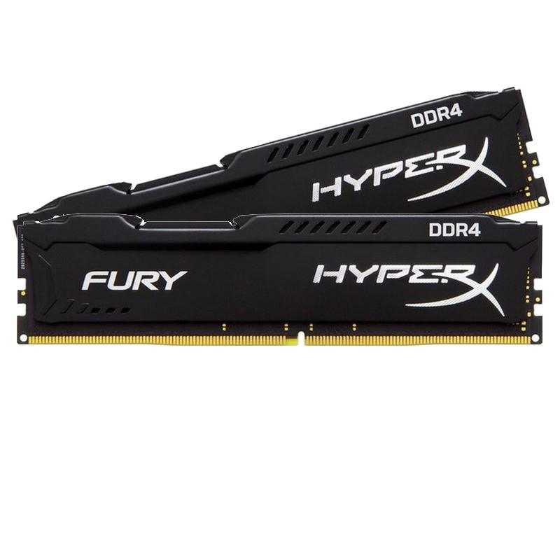 Photo of HyperX lanza la memoria FURY DDR4 y añade kits de alta capacidad para Predator DDR4