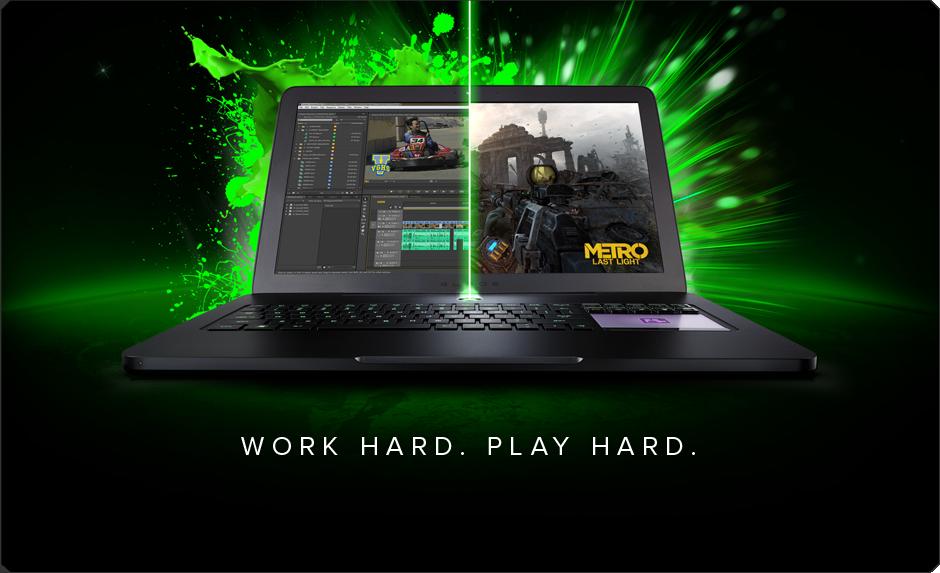 Photo of Nuevo Razer Blade Pro promete más potencia y almacenamiento para gamers