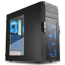 CPU y gabinete ordenador