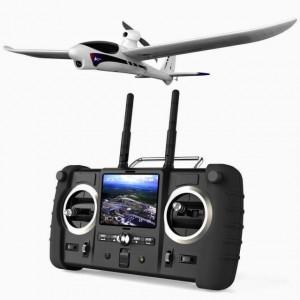 Hubsan SpyHawk FPV RC Plane & 3.5 inch LCD