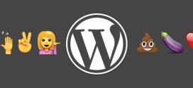 Wordpress emoji