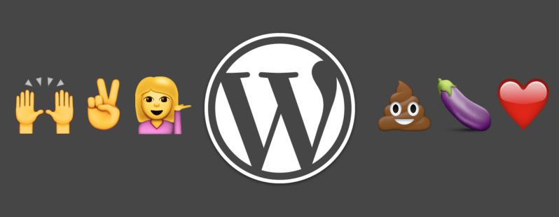 Photo of Actualización de WordPress lanza emojis en textos, títulos y en la URL