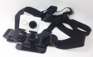 Xiaomi Yi Action camera chest mount