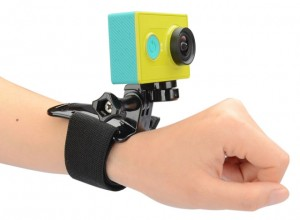 Xiaomi Yi Action camera wrist strap