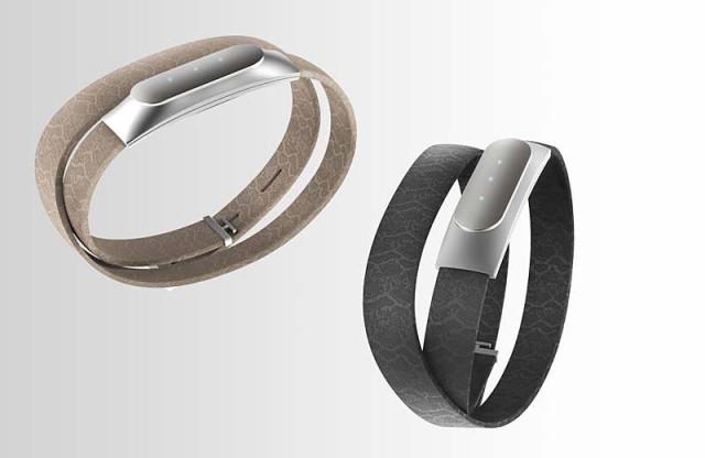 Photo of Xiaomi lanza pulseras de cuero para su dispositivo inteligente Mi Band